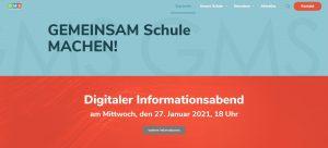 Neue Homepage 01